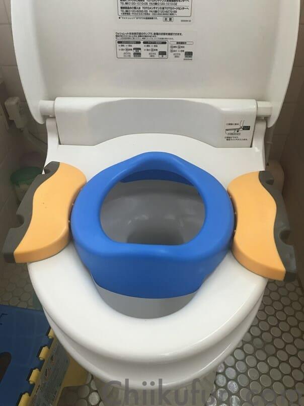 トイレトレーニング2歳