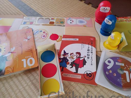 こどもちゃれんじぷち「いろりん」が2020秋登場!「いろりん」を使ったこどもの様子は!?